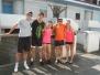 Atletické soustředění San Benedeto - Tronto duben 2014