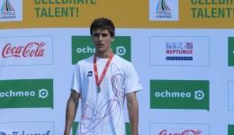 Jáchym Procházka – 2. místo na 200m