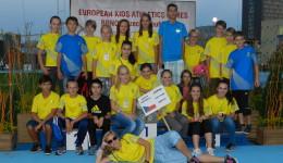 Evropský týden atletiky Brno – žactvo