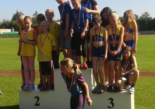2. místo ve finále KP družstev